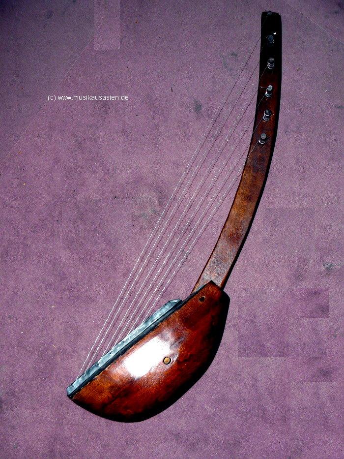 Thailand: Instrumente